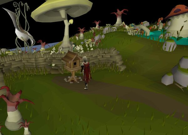 Dev Blog- Fossil Island (Underwater and Mushroom Forest) (7)
