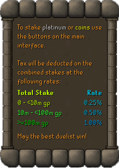 Duel Arena Changes and iOS Beta News (1)