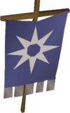 Asgarnian standard banner