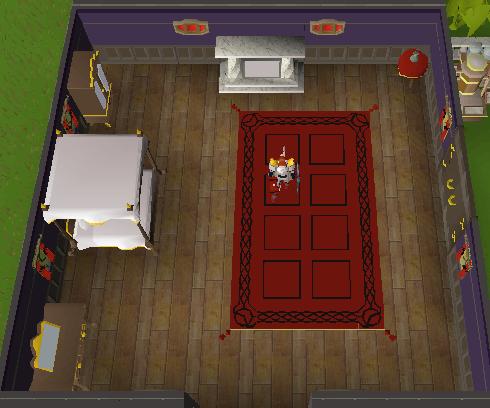 bedroom built - Bedroom