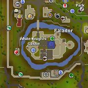 Squire location