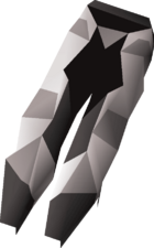 Graceful legs (Kourend) detail