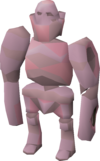 Rock golem (amethyst) pet