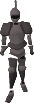 Animated Iron Armour