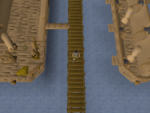 Emote clue - panic pier fishing trawler