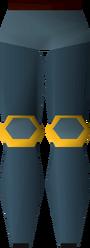 Rune platelegs (g) detail