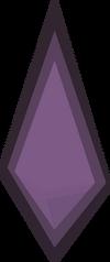 Verzik's crystal shard detail