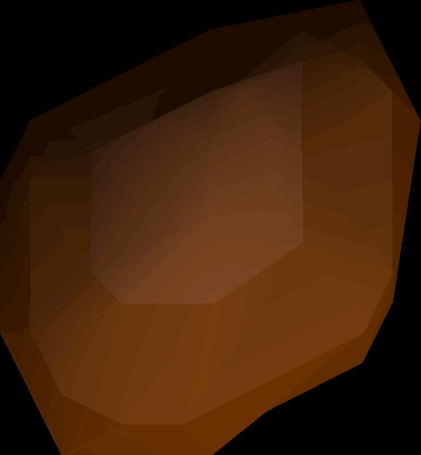 Bitternut detail