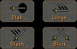 CombatStyles sword