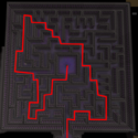 Dragon Slayer II - Karamjan Temple maze route