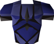Graceful top (Agility Arena) detail