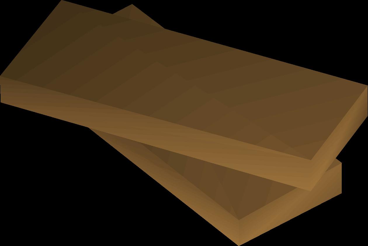 Lumber patch detail