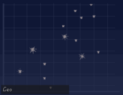 Star Chart Viewer Leo