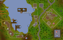 Hemenster map
