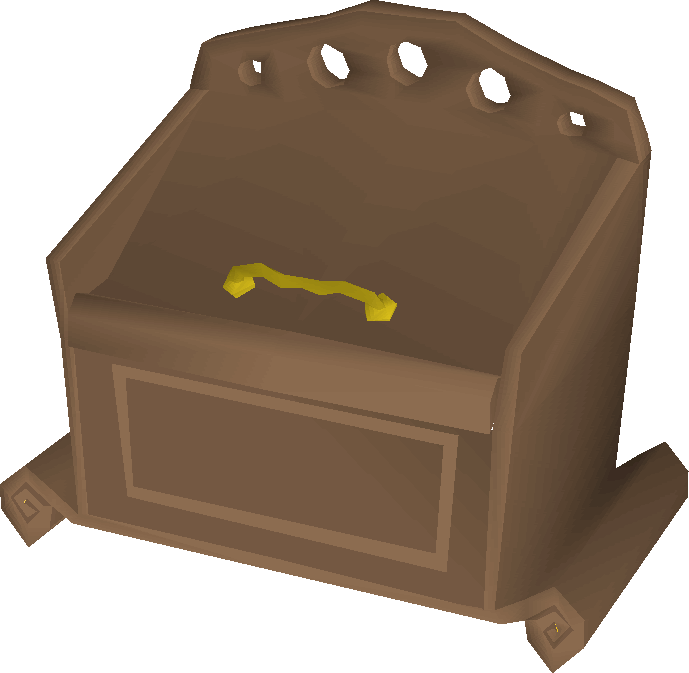 Mahogany Toy Box Old School Runescape Wiki Fandom Powered By Wikia