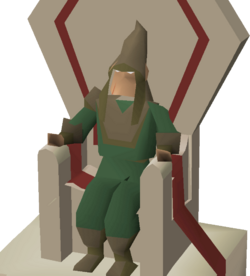 Mystery figure (gnome)