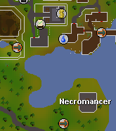 Necromancer map