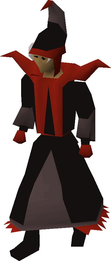 Mystic robe bottom (dark) | Old School RuneScape Wiki