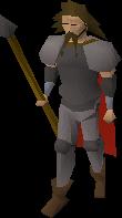 Khazard commander