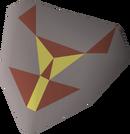 Paladin's badge (Sir Harry) detail