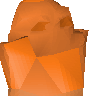 Rock golem (copper) chathead