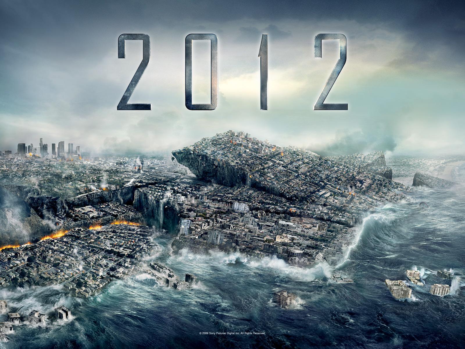 Znalezione obrazy dla zapytania 2012 film