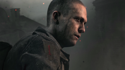 'Call of Duty: WWII' Drops Health Regen - Will That Ruin the Game?