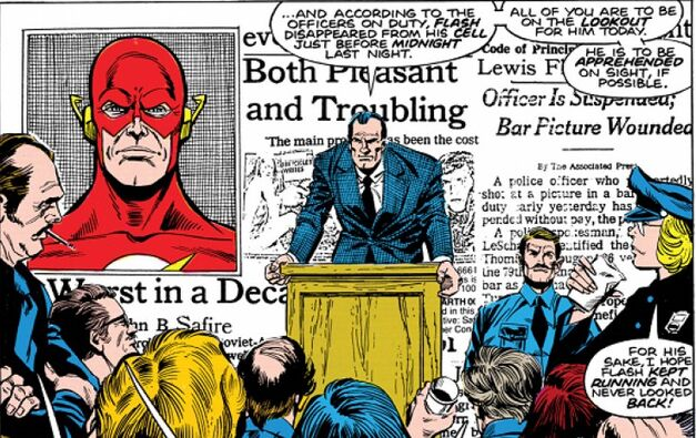 The Flash Trial