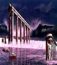 Cynder's lantean ruins