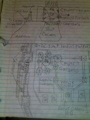 Warfang Palace Lauch Facility Diagrams