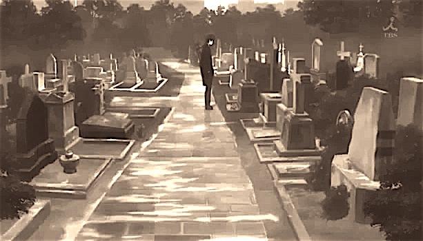 File:Oz visitng his parents grave.jpg