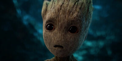 Watch James Gunn Get Turnt For Baby Groot's Dance Moves In 'Guardians' 2