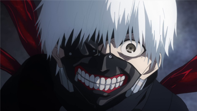 anime moments that were censored or banned Tokyo Ghoul