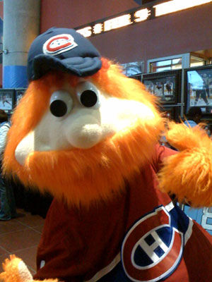"Faced with being renamed ""Freedom the Fluff Ball"" when moving to Washington, Expos mascot Youppi opted to get traded to the Montreal Canadiens."