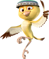 Rio 2 nico background transparent