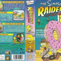 The Simpsons Raiders Of The Lost Fridge 20th Century Fox Videos Uk Wiki Fandom