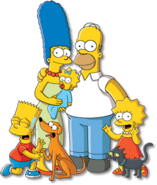 Simpsons FamilyPicture (1)