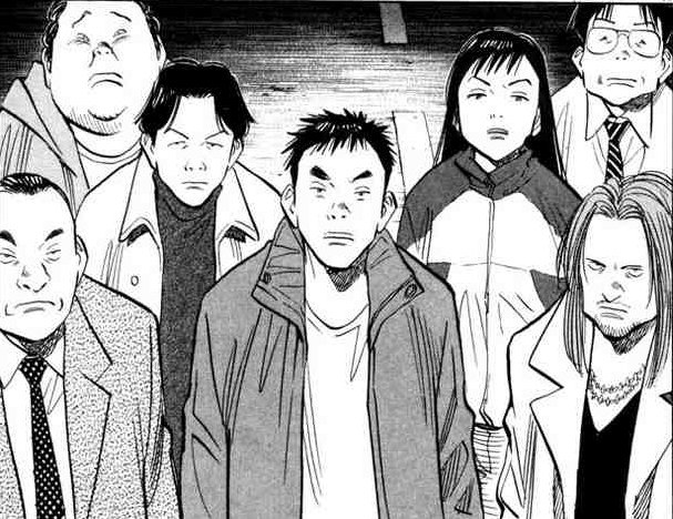 Kenji's Group   20th Century Boys Wiki   FANDOM powered by