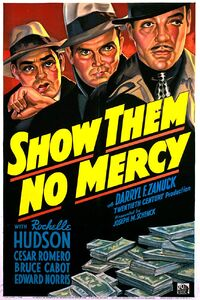 Show Them No Mercy! (1935) Poster