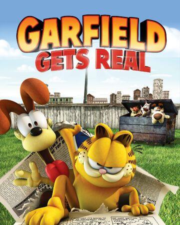 Garfield Gets Real 20th Century Studios Wiki Fandom
