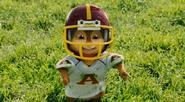 Football Player Alvin