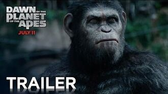 Dawn of the Planet of the Apes Official Final Trailer HD PLANET OF THE APES