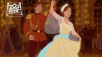 "Anastasia ""Ballroom Fantasy"" Clip Fox Family Entertainment"