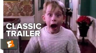 Home Alone (1990) Trailer 1 Movieclips Classic Trailers