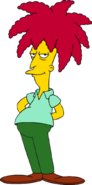 Sideshow Bob (The Simpsons Ride)