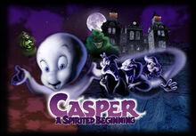 Casper a spirited beginning (2)