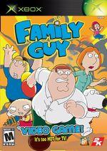 FamilyGuy XBOX RatedM