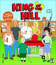 King-of-the-Hill-Video-Game cover