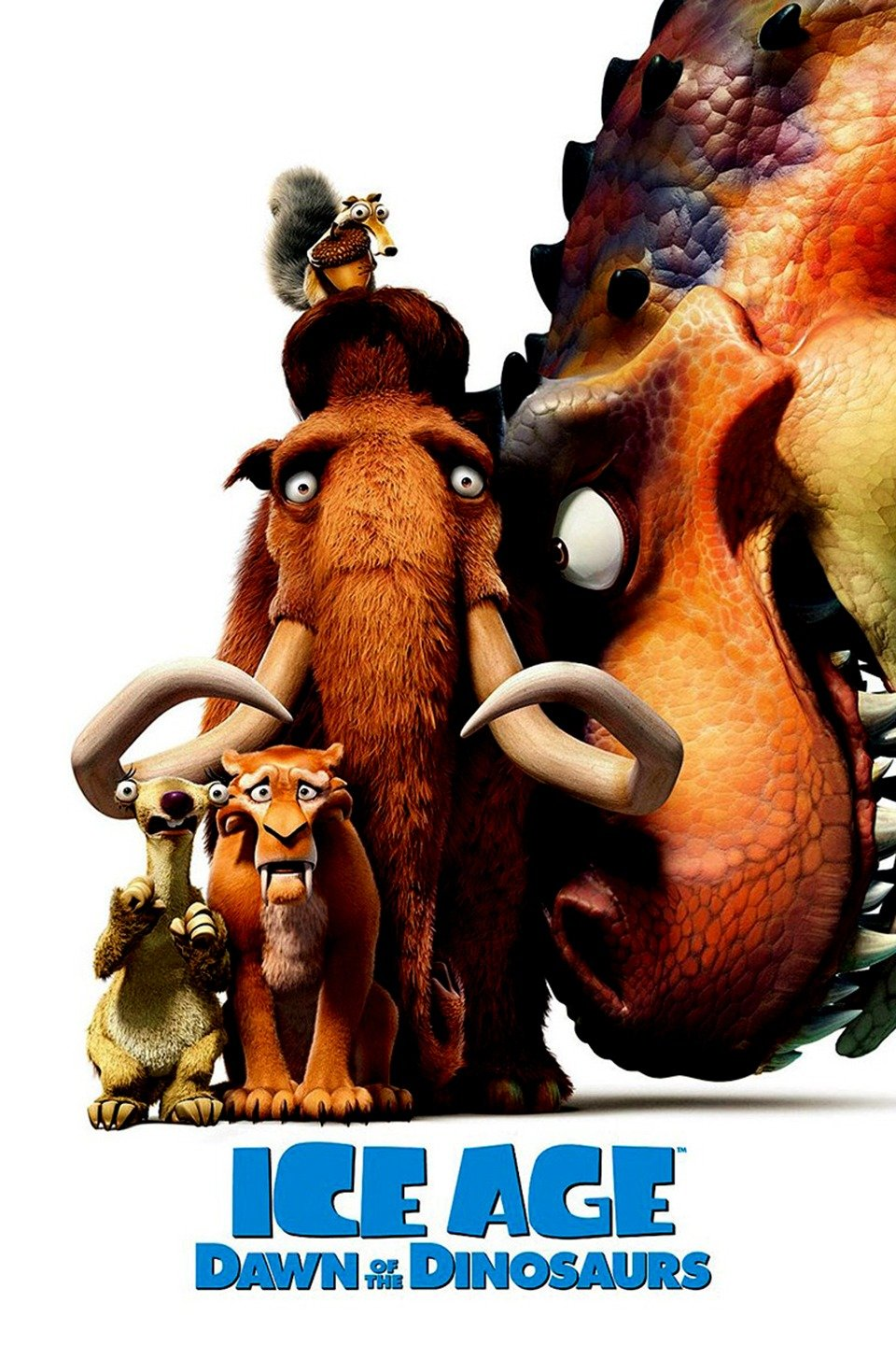 Ice Age Dawn Of The Dinosaurs 20th Century Studios Wiki Fandom