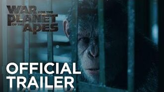 War for the Planet of the Apes Official Trailer HD 20th Century FOX